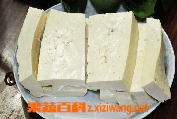 果蔬百科豆腐和什么一起吃最有营养